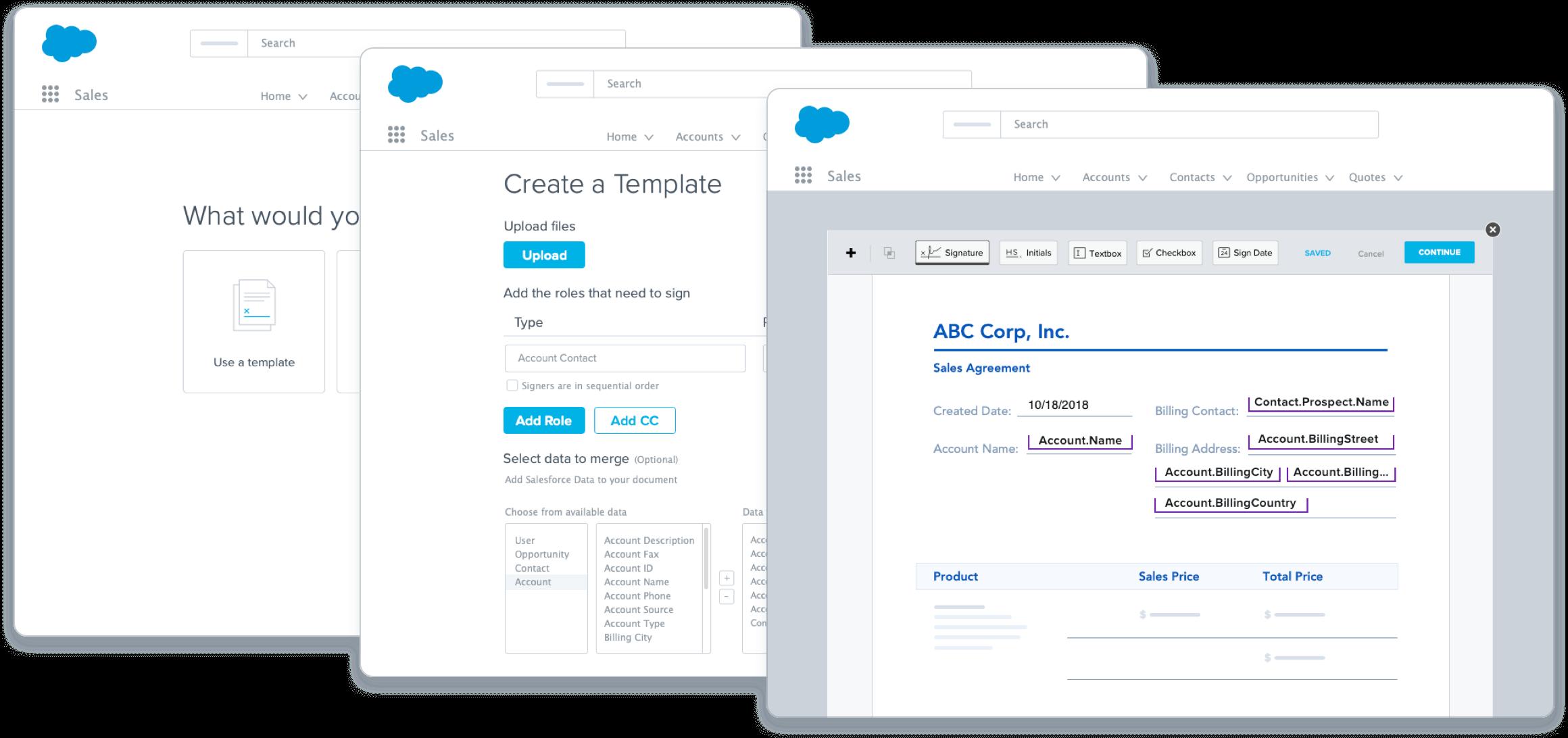 Image Salesforce