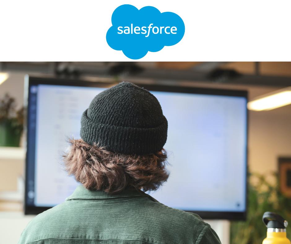 Image avec logo salesforce