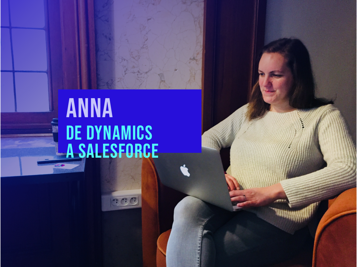 Image de dynamics à salesforce