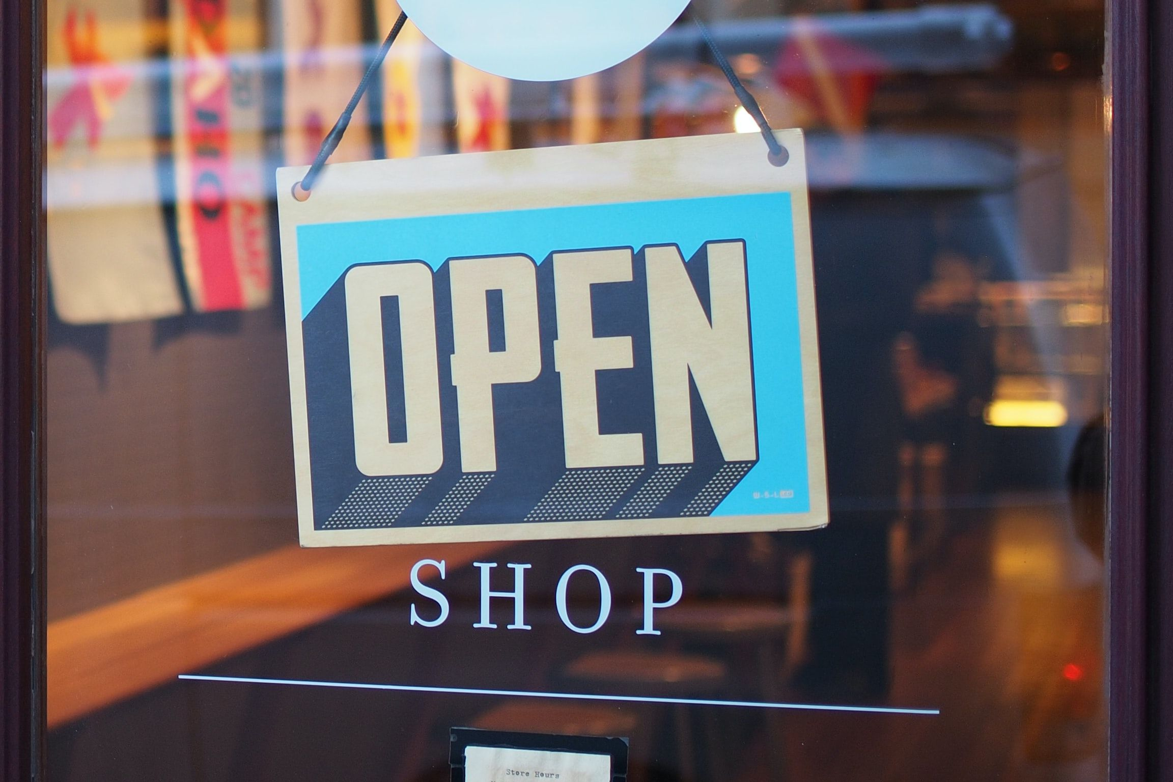 shop, image open